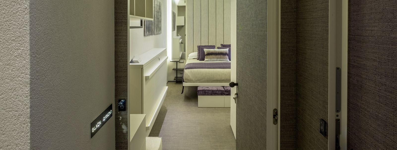 Room 230 Luxury suites Rome, Luxury rooms, vacanze Roma